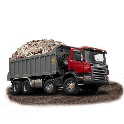 Вывоз мусора в Москве и области  24 часа